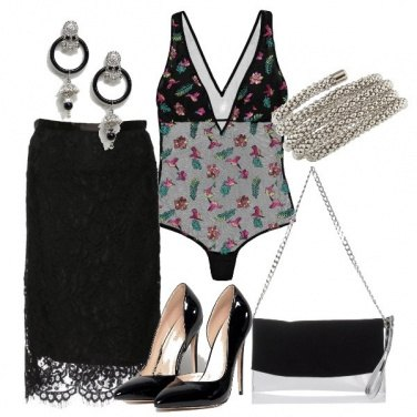 Outfit Sexy #2724