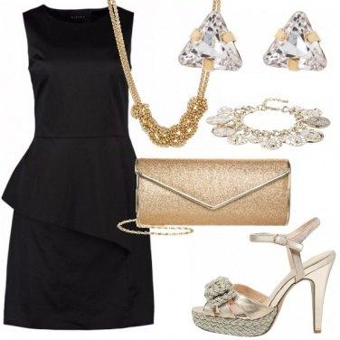 Outfit L\'oro nero...
