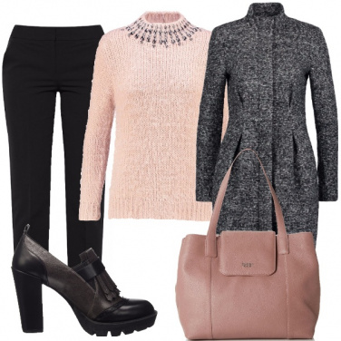 Outfit Cappotto a palloncino