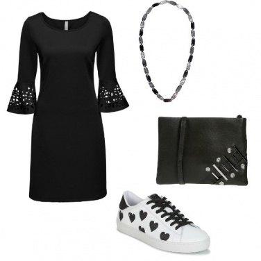 Outfit Serata dinamica