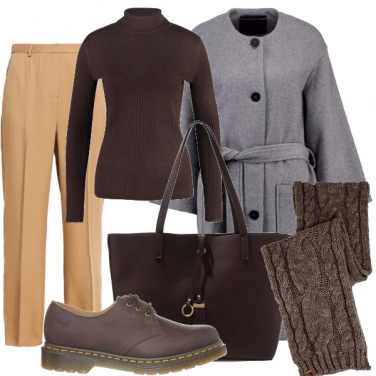 Outfit Domenica d\'autunno
