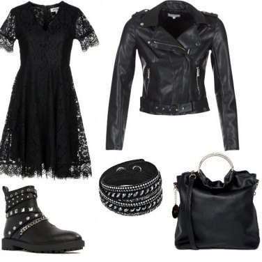 Outfit Rock #2730