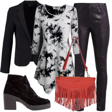 Outfit Urban e chic