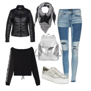Outfit Urban #6215