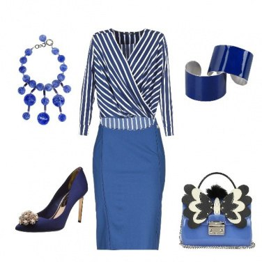 Outfit In ufficio con classe