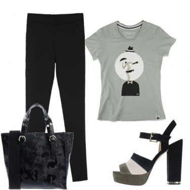 Outfit Ombrelli