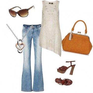 Outfit Sbarazzina
