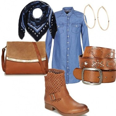 Outfit Etnico #3222