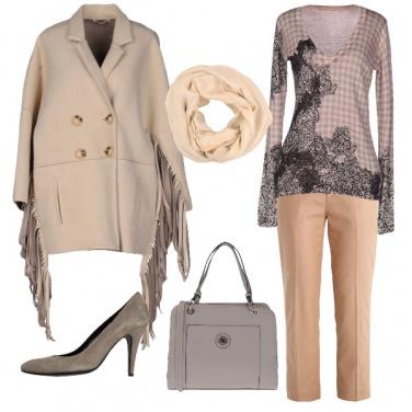 Outfit Amo i colori chiari