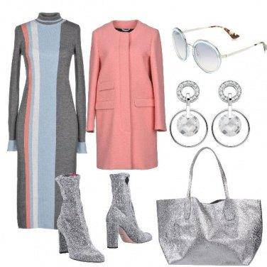 Outfit Arriva l\'autunno in grigio