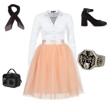 Outfit Romantico giorno