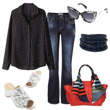 Outfit TSK Trendy glam