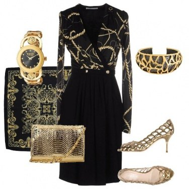 Outfit Versace style\'s