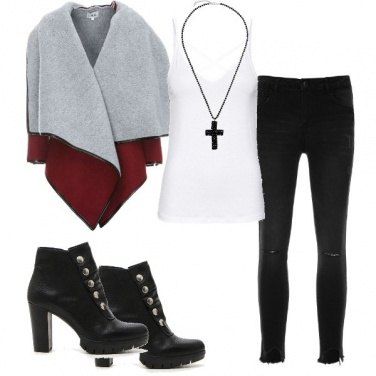 Outfit Urban #6229