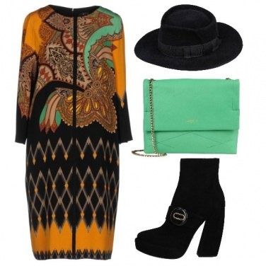 Outfit Etnico #3227