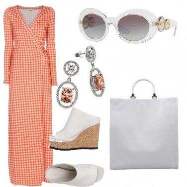Outfit Vichy per la domenica