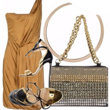 Outfit Gold!