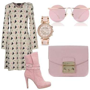 Outfit Puntuale sempre