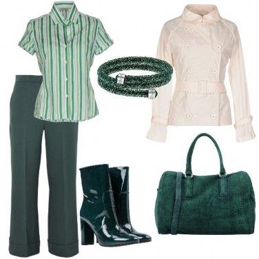Outfit Cominciano le piogge