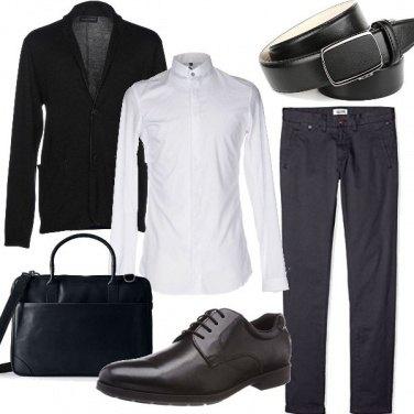 Outfit Quasi elegante in ufficio