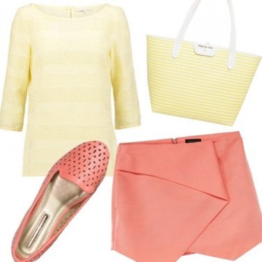 Outfit Bicolor by sun