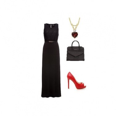 Outfit Serara elegante