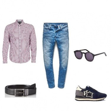 Outfit Casual #4155