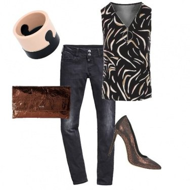 Outfit Rock #2742