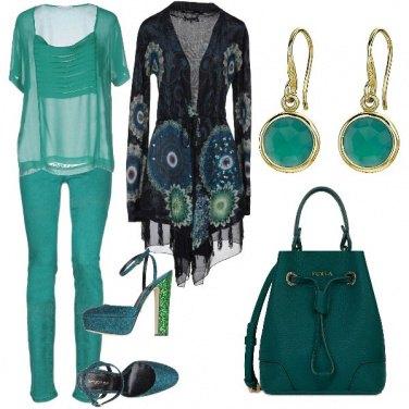Outfit Stile inconfondibile