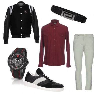 Outfit Casual #4156