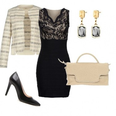 Outfit Bon Ton #10389