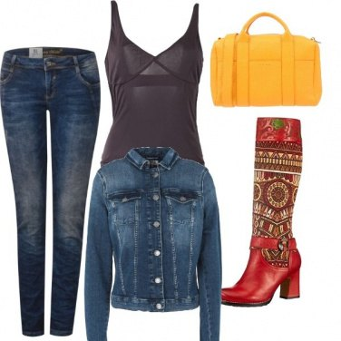 Outfit Etnico #3241