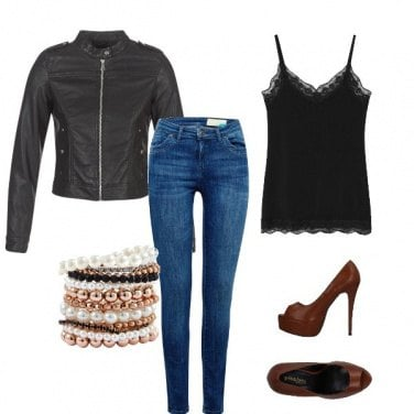 Outfit Serata casual