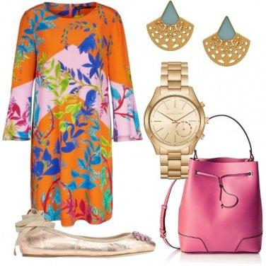 Outfit Leggerezza nei colori