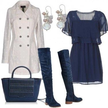 Outfit Chic con le amiche