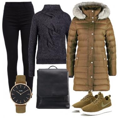 Outfit Largo al freddo