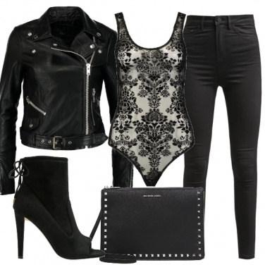 Outfit Stasera in discoteca