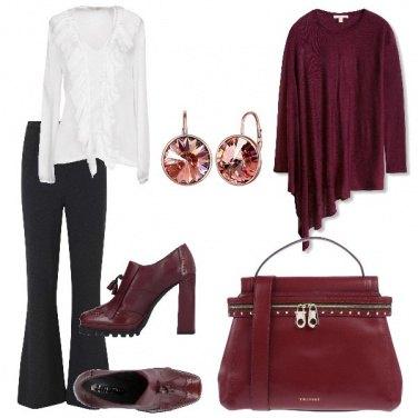 Outfit W la mantella