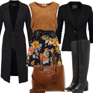 Outfit Mini abito serale