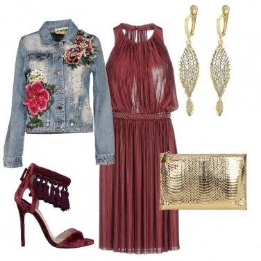 Outfit Contrasti notturni