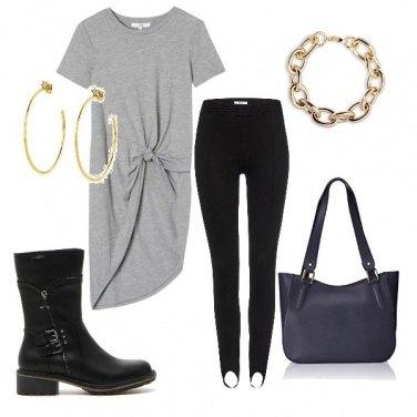 Outfit Morbida e comoda