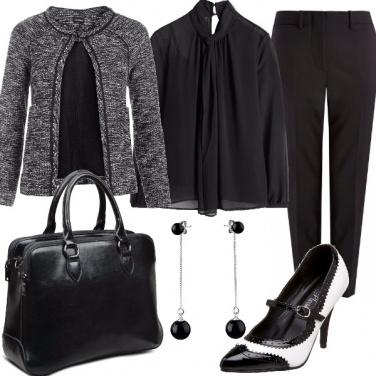Outfit Quel nero perfetto per ogni occasione