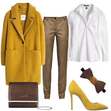 Outfit Dettagli gialli