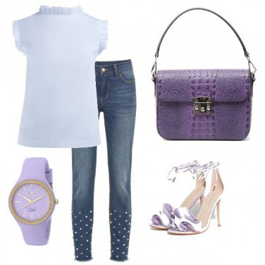 Outfit Lilla mon amour