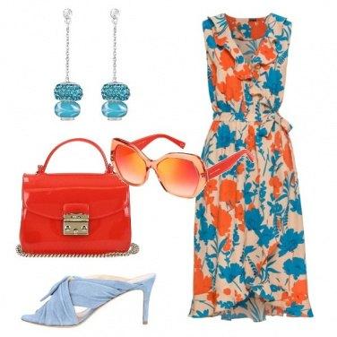 Outfit L\'energia dei colori