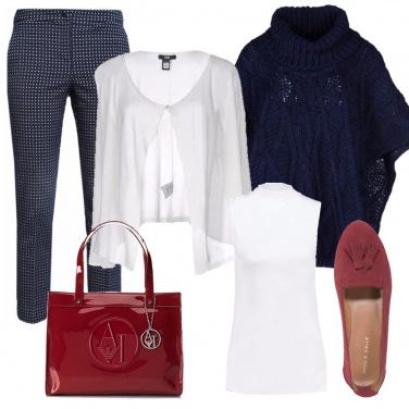 Outfit Alternativamente classico
