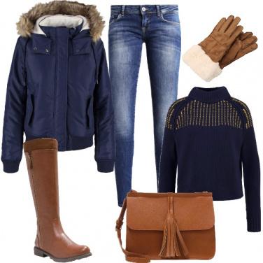 Outfit Caldo caldo