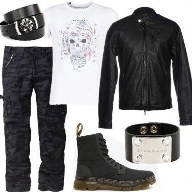 Outfit Rock Attitude Status