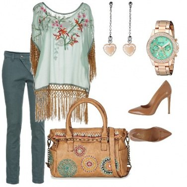 Outfit Etnico #3249