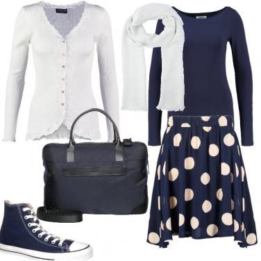 Outfit La studentessa